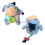 Sold Out Disney's Fisher-Price-Winnie the Pooh-Musical Glow Eeyore Baby Toy Gift